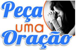 Peça uma Oração